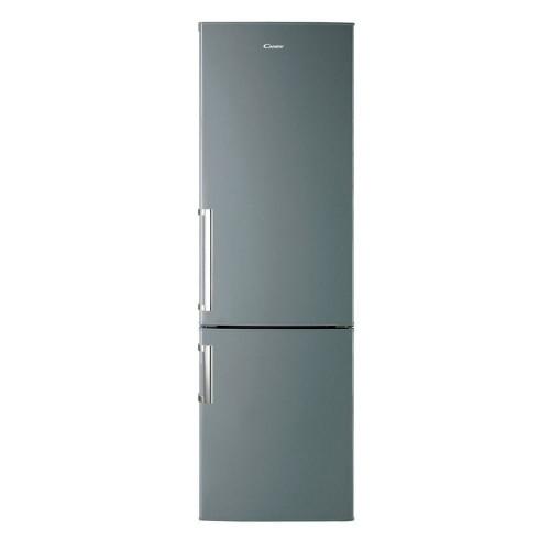 Combina frigorifica Candy CSSM 6182XH, 287 L, Clasa A+, H 185, Inox