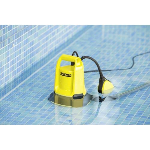 Pompa submersibila pentru apa murdara Karcher SP 2 Flat, 250 W, 6.000 l/h, 0.5 Bar