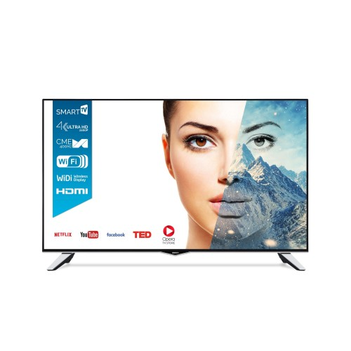 Televizor LED Smart Horizon, 109 cm, 43HL8530U, 4K Ultra HD