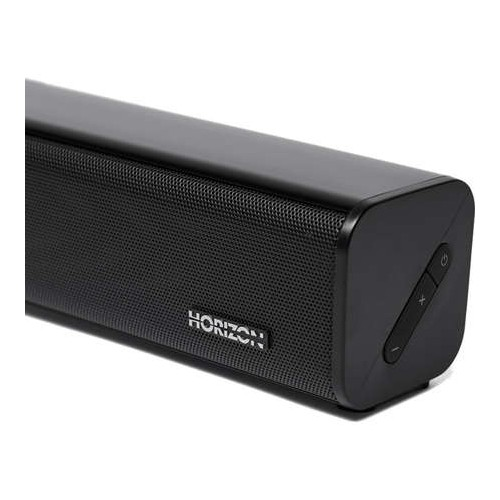 Soundbar Horizon Acustico HAV-S2200, 16W, 2.0, AUX, Negru