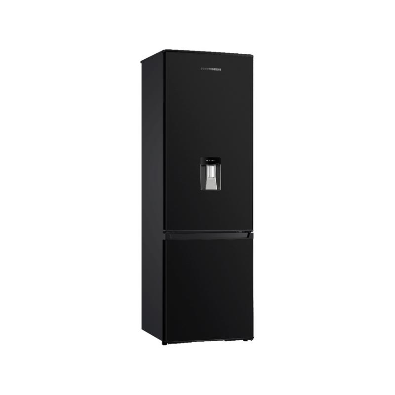 Combina frigorifica Heinner HC-H273BKWD+, 267 l, Dozator de apa, Clasa A+, H 176 cm, Negru