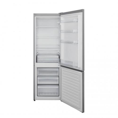 Combina frigorifica Heinner HC-V268SA+, A+, 170cm, argintiu
