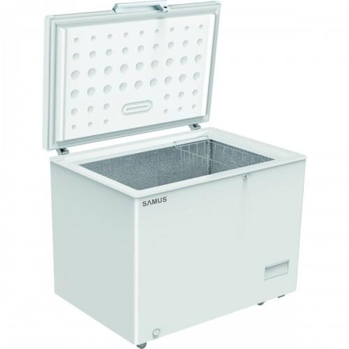 Lada frigorifica Samus LS330A+, Clasa A+, 335 litri, 3 Ani garantie, Alb