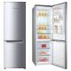 Combina frigorifica Albatros CFX39A+, 312 litri, Clasa A+, H 186 cm, 3 Ani garantie, Inox