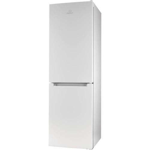 Combina frigorifica Indesit LR8 S1 W, 339 l, Clasa A+, H 187 cm, Alb