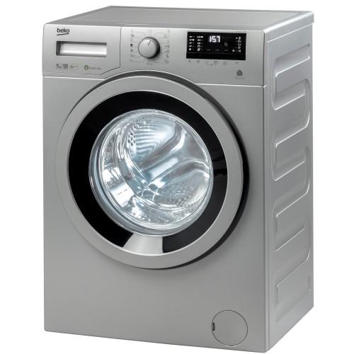 Masina de spalat rufe Beko WKY71233LSYB2, 1200 RPM,7 kg, Clasa A+++, Argintiu