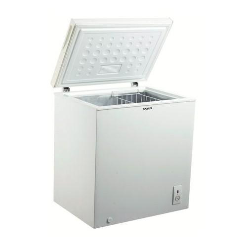 Lada frigorifica Samus LS165A+, Clasa A+, 145 litri Alb