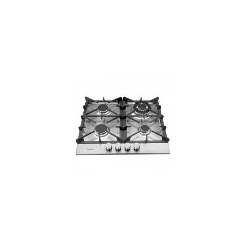 Plita incorporabila Samus PSG-64SX7, 4 arzatoare pe gaz, Aprindere electrica, Inox