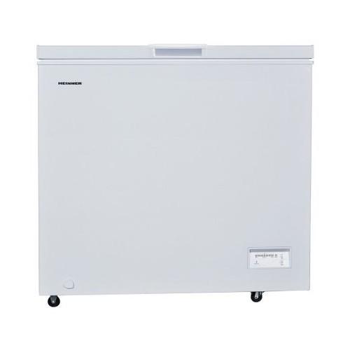 Lada frigorifica Heinner HCF-205NHA+, 200 l, Clasa A+, Alb