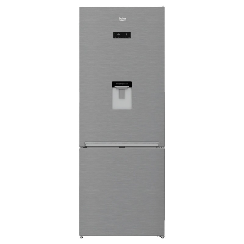Combina frigorifica NoFrost BEKO RCNE520E20DM, 475 l, 192 cm, A+