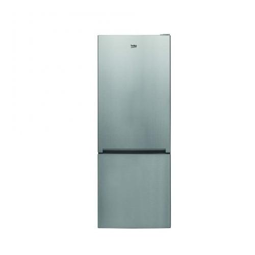 Combina frigorifica Beko RCNE520K20XP, 454 l, NeoFrost, H 192, Clasa A+, Metal/ Argintiu