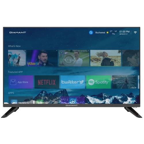 Televizor LED Smart Android Diamant 80 cm, 32HL4330H/A, HD