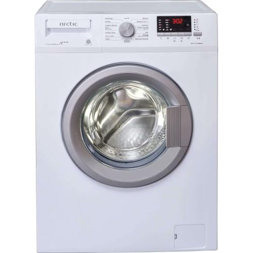 Masina de spalat rufe Slim Arctic APL71222BDW3, 7 kg, 1200 RPM, Clasa A+++, Display LED, Alb