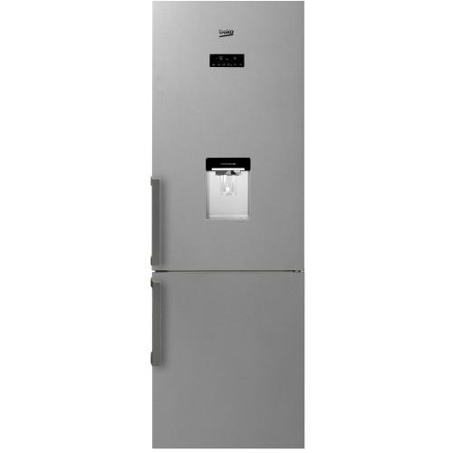 Combina frigorifica NeoFrost BEKO RCNA400E21DZXP, 354 l, 201 cm, A+, inox