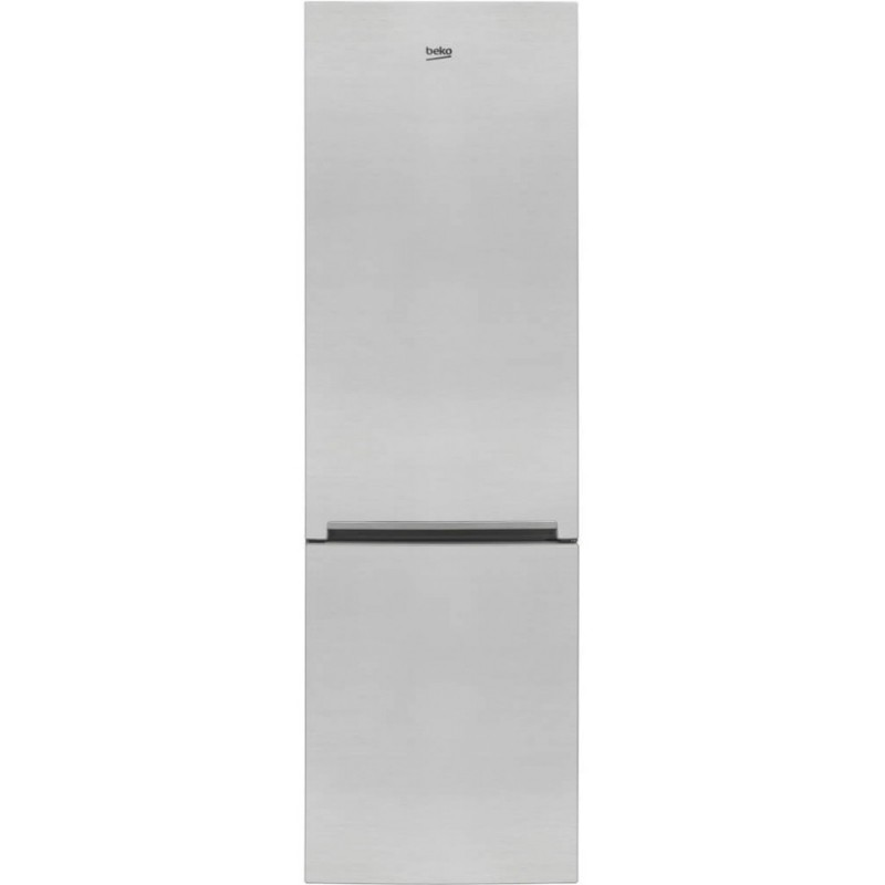 Combina frigorifica Beko RCNA400K20ZXP, 347 l, Clasa A+, NeoFrost, H 201 cm, Inox Antiamprenta