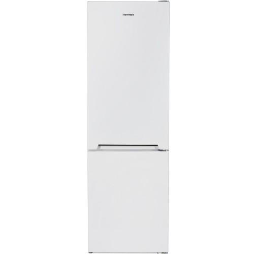 Combina frigorifica Heinner HC-V336A+, 336 l, Clasa A+, Tehnologie Less Frost, H 186 cm, Alb