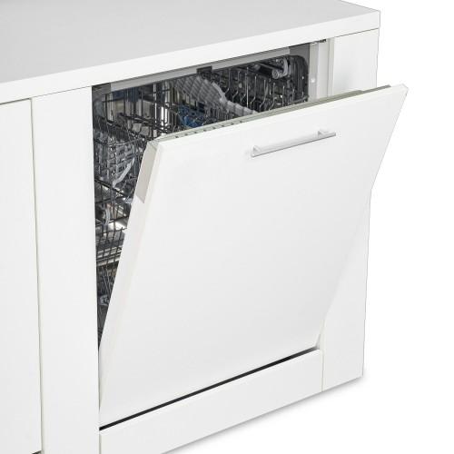 Masina de spalat vase incorporabila Heinner HDW-BI4505A++, 10 seturi, 5 programe, Clasa A++, Control electronic, Display LED