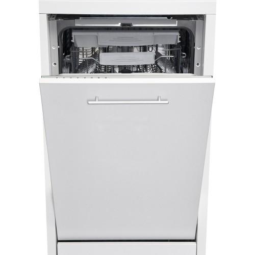 Masina de spalat vase incorporabila Heinner HDW-BI4583TA++, 10 seturi, 8 programe, Clasa A++