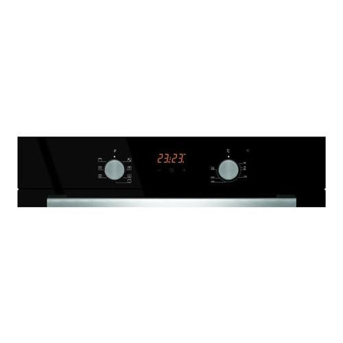 Cuptor incorporabil Samus SC619EGV, Electric, 58 litri, Clasa A, Display LCD, Timer, 3 Ani Garantie, Negru