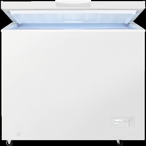 Lada frigorifica Zanussi ZCAN26FW1, 254 l, Control electronic, Clasa A+, Alb