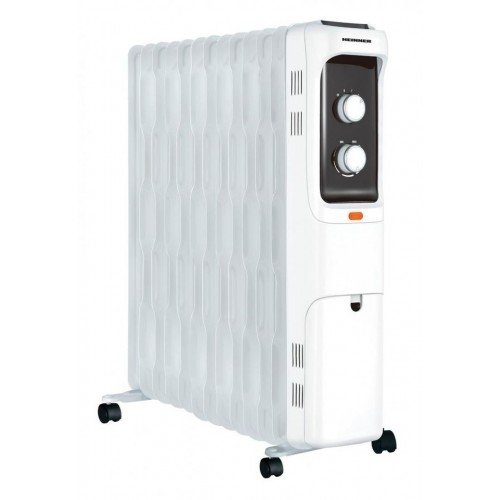 Calorifer electric Heinner HOH-S13WH, 2500 W, 13 elementi 125 x 590mm,