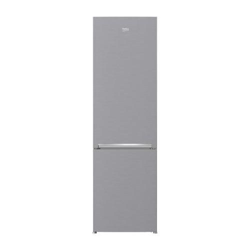 Combina frigorifica Beko RCSA400K30XB, 380 l, Clasa A++, Active Fresh Blue Light, zona 0°-3°C, H 201 cm, Argintiu