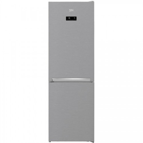Beko Combina frigorifica RCNA366E30ZXB, 324 litri, NoFrost, Touch control, H 185.9 cm, Clasa A++