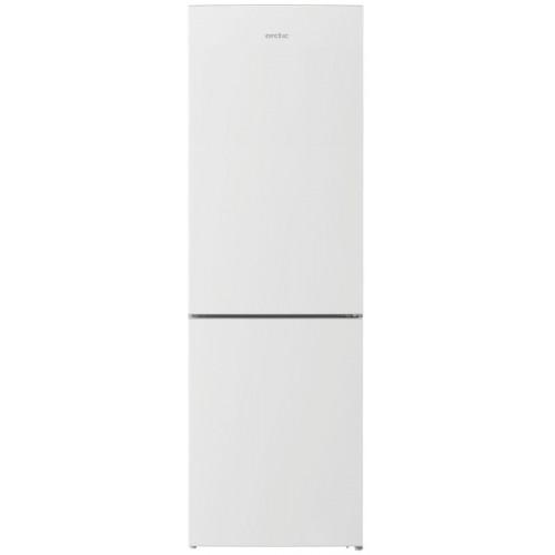 Combina frigorifica Arctic AK60320M30W, Static, 295 L, Clasa F , Garden Fresh, Usi reversibile, H 185.1 cm, White