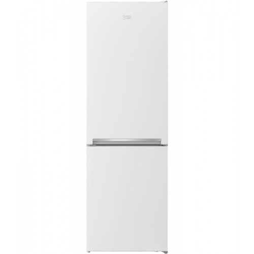 Combina frigorifica Beko RCSA366K40WN, 2 usi, clasa eficienta energetica E , volum net total 346L, volum net racitor 233L