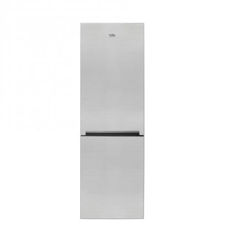 Combina frigorifica Beko RCSA365K20XP, 365 l, H 185.3, Clasa A+, Argintiu