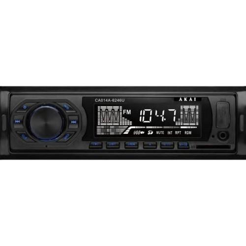 Radio auto Akai CA014A-6246U, USB, AUX