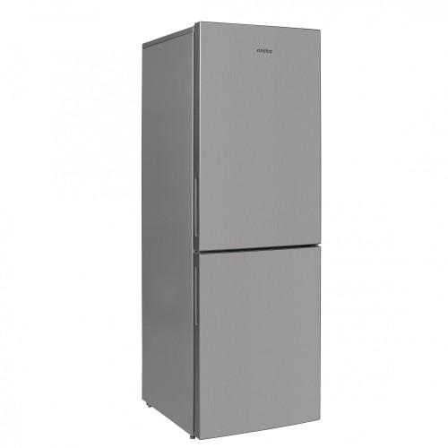 Combina frigorifica Arctic AK60400NFMT , 356 l, Clasa A+, H 201, No Frost, Argintiu
