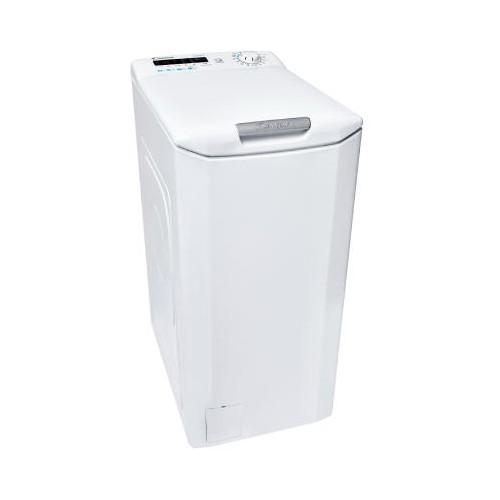 Masina de spalat rufe cu incarcare verticala Candy CSTG 482DVE/1-S, 8 kg, 1400 rpm, Clasa A+++, Alb
