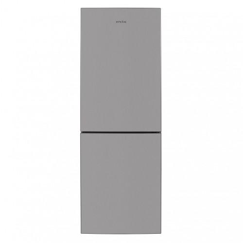 Combina frigorifica Arctic AK60365NFMT+, 316 l, Clasa A+, H 185.3, No Frost, Argintiu