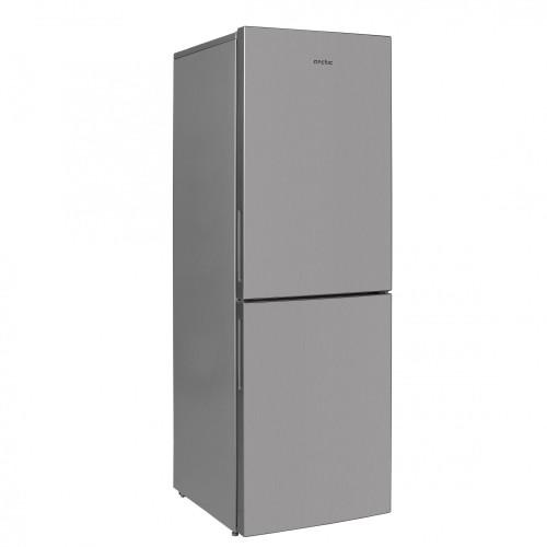 Combina frigorifica Arctic AK60350-4MT+, 331 l, Clasa A+, H 201, Argintiu