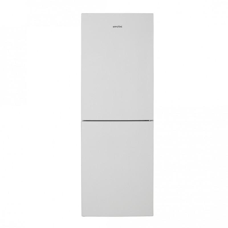 Combina frigorifica Arctic AK60350-4, 331 l, Clasa A+, H 201, 4 sertare congelare, Alb