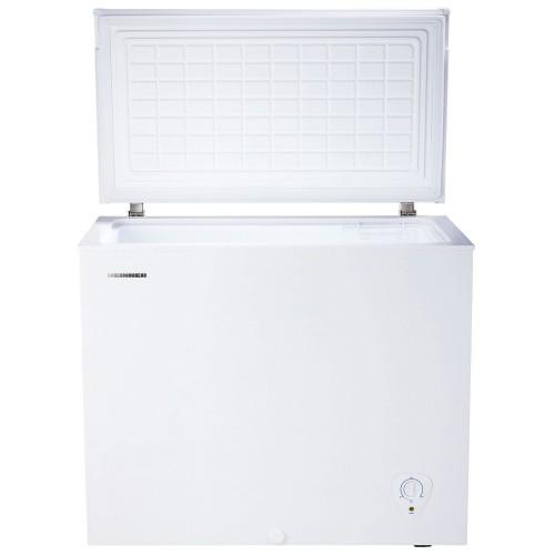 Lada frigorifica Heinner HCF-205NHA+, 200 l, Clasa A+, H 84.6, Alb