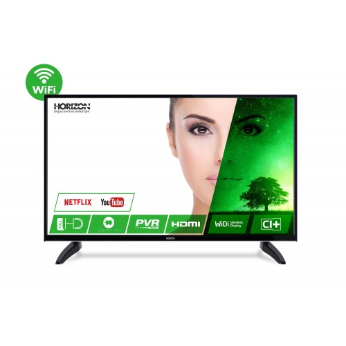 Televizor LED Smart Horizon, 109 cm, 43HL7330F, Full HD
