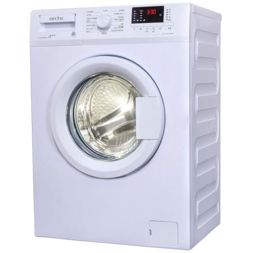 Masina de spalat rufe Slim Arctic APL71022BDW0, 7 kg, 1000 RPM, Clasa A+++, Display, Alb