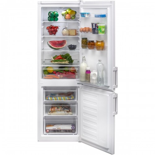 Combina frigorifica Arctic AK54270P+, 262 l, H 170.5 cm, Garden Fresh, XXL Bottle,A+, Alb
