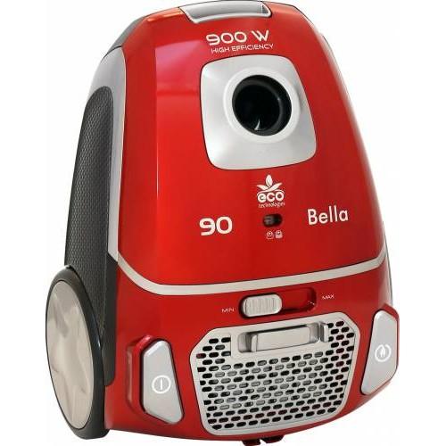 Aspirator cu sac Albatros Bella 90 ECO 200W Eco-Type Rosu BELLA 90 ECO