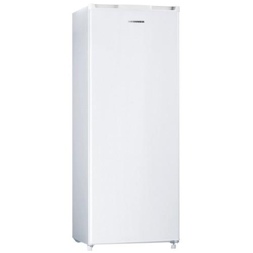 Congelator Heinner HFF-160A+, 160 l, Clasa A+, H 144 cm, 5 Sertare, Alb