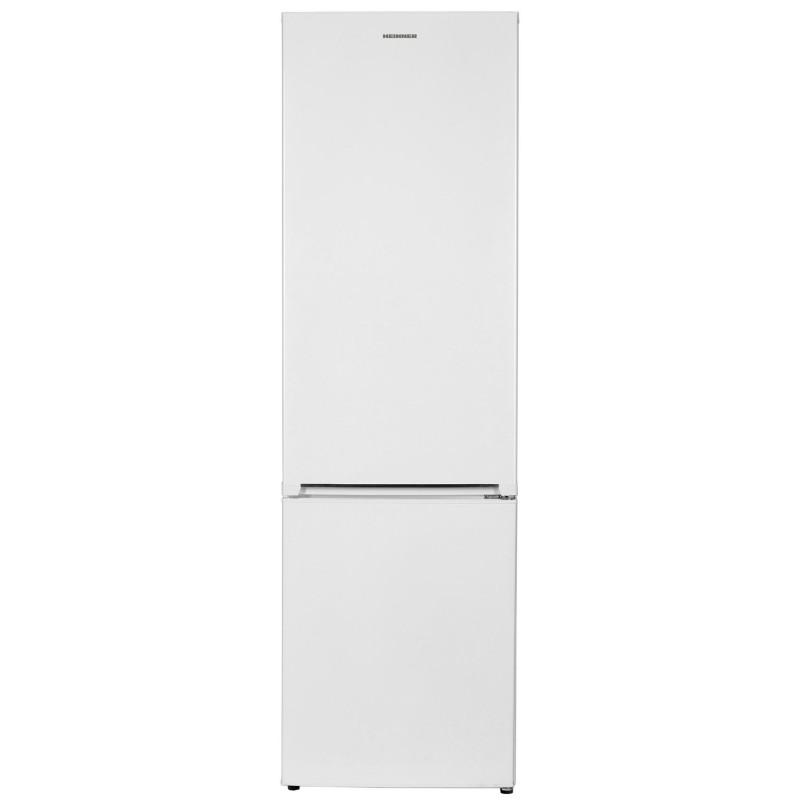 Combina frigorifica Heinner HC-V286A++, 286 l, Clasa A++, H 180 cm, Tehnologie Less Frost , Alb